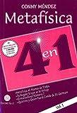 Metafísica 4 en 1: Metafísica al alcance de todos, Te regalo lo que se te antoje, El maravilloso número 7, Quién es y Quién fue el Conde de St....