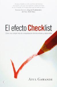 Resumen El efecto checklist
