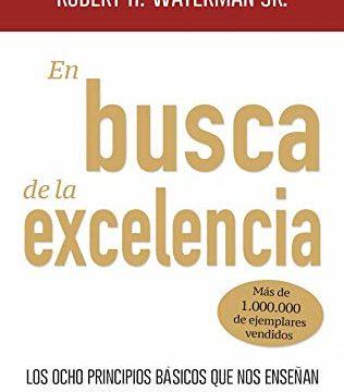 Resumen En busca de la excelencia