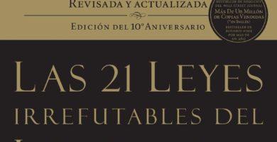 Resumen Las 21 leyes irrefutables del liderazgo